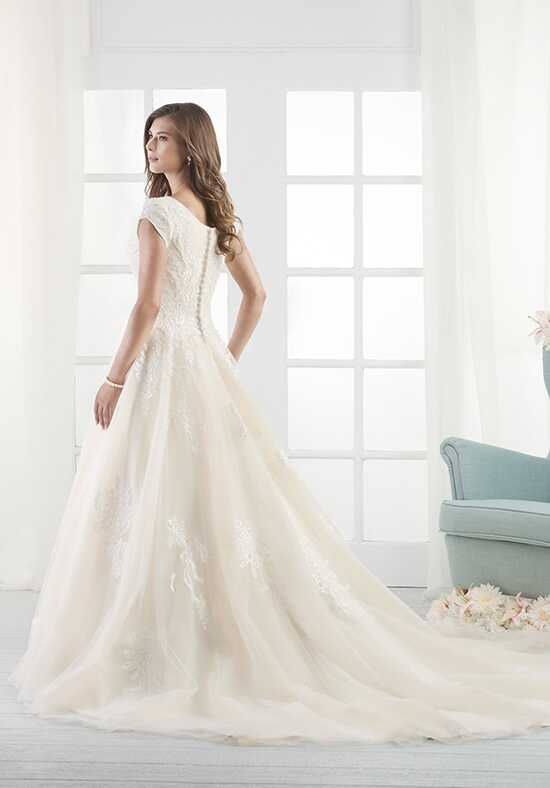 Bliss by Bonny Bridal 2813 A-Line Wedding Dress