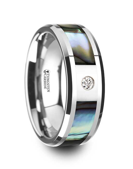 Wedding rings mens tungsten wedding bands junglespirit Images