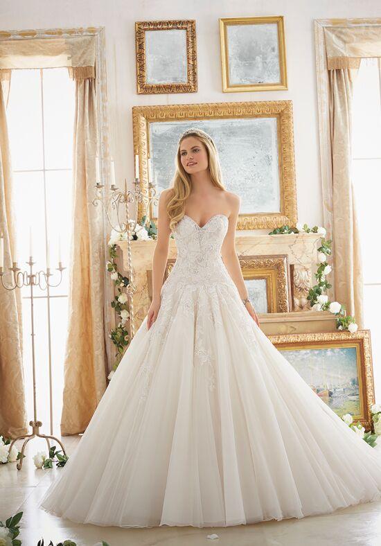 Morilee By Madeline Gardner 2877 Ball Gown Wedding Dress
