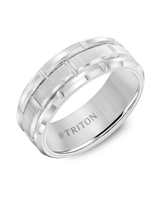 Triton 11-4127HC Tungsten Wedding Ring
