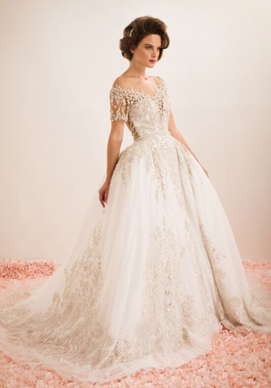 Ysa Makino KYM167 Ball Gown Wedding Dress