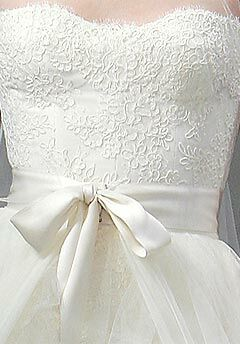 Monique Lhuillier Grace Sheath Wedding Dress
