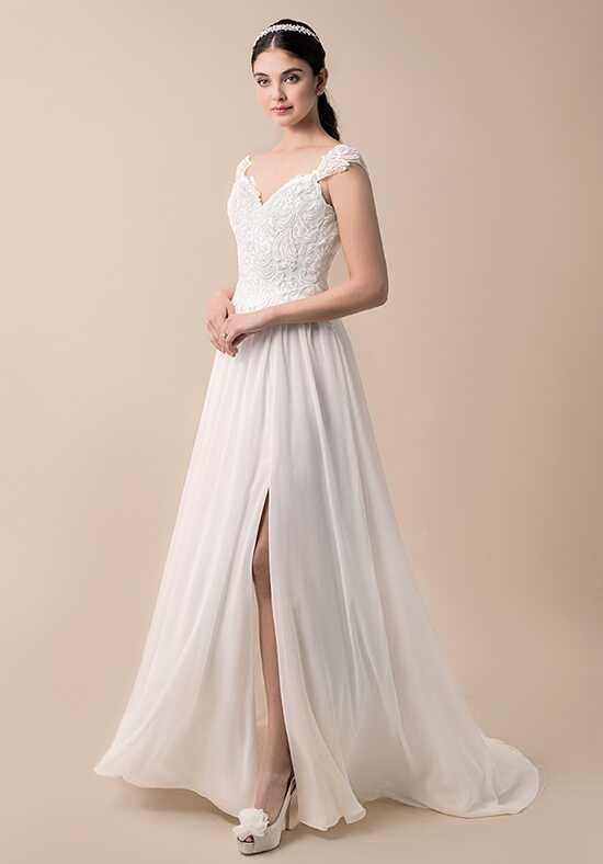 Moonlight Tango T786 A-Line Wedding Dress