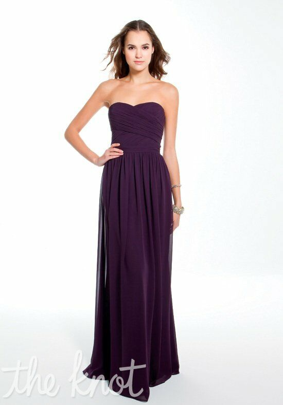 Bill Levkoff 193 Sweetheart Bridesmaid Dress