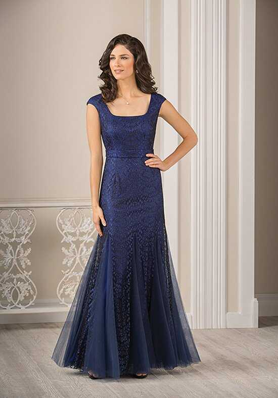Jade J185001 Blue Mother Of The Bride Dress
