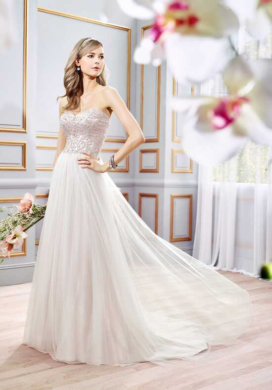 Moonlight Collection J6398 A-Line Wedding Dress