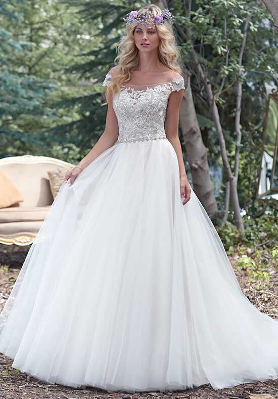 Maggie Sottero Montgomery Sheath Wedding Dress