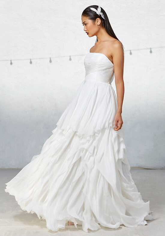 Ivy & Aster Dove Ball Gown Wedding Dress