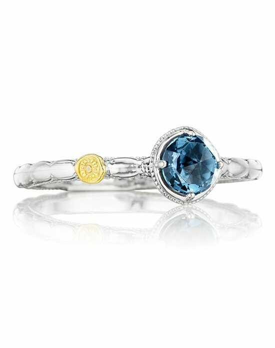 tacori fine jewelry - Colored Wedding Rings