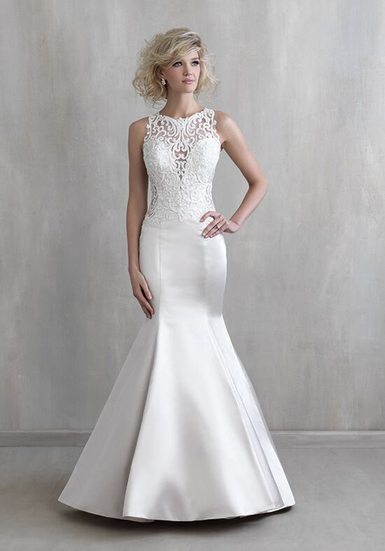 Madison James MJ212 Mermaid Wedding Dress