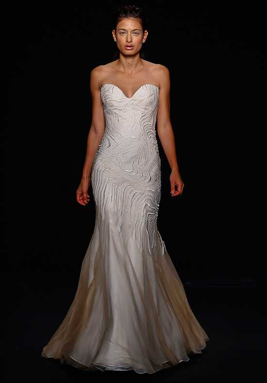 Mark Zunino for Kleinfeld 173 Mermaid Wedding Dress