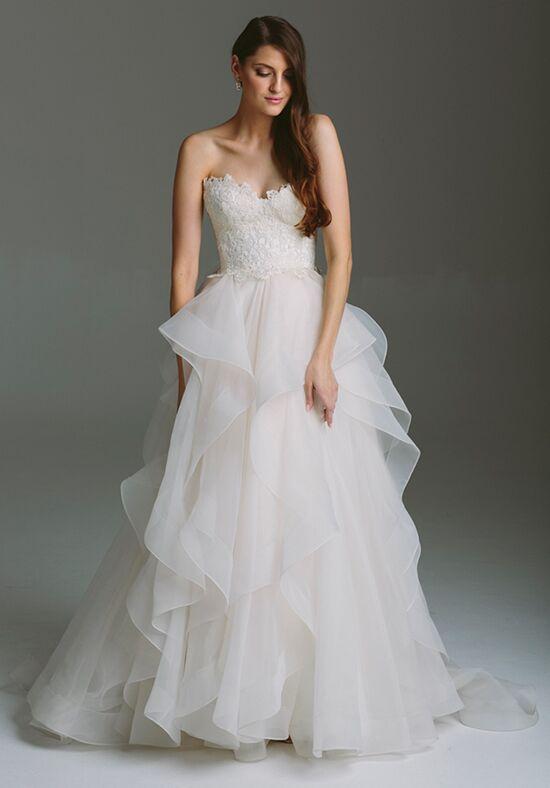 KAREN WILLIS HOLMES Selena A Line Wedding Dress