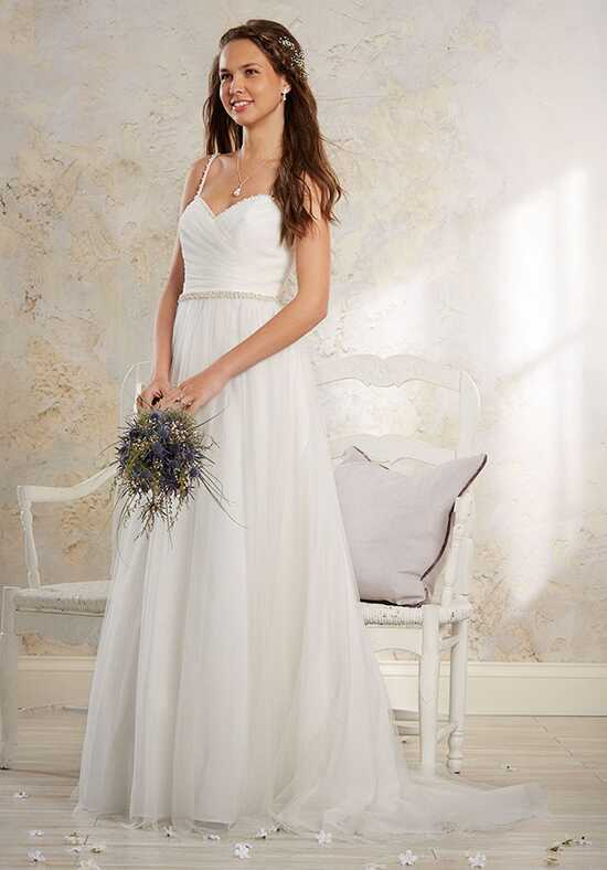 Alfred Angelo Modern Vintage Bridal Collection 8546 A-Line Wedding Dress