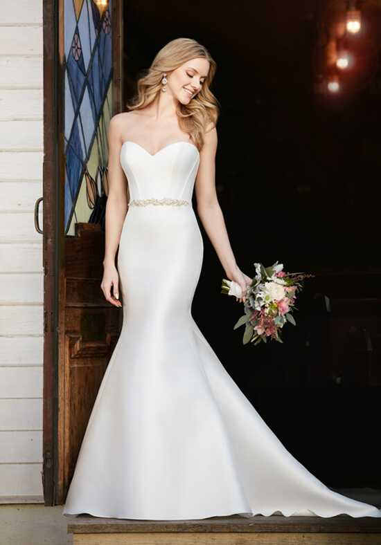 Martina Liana Carter+Selene Mermaid Wedding Dress