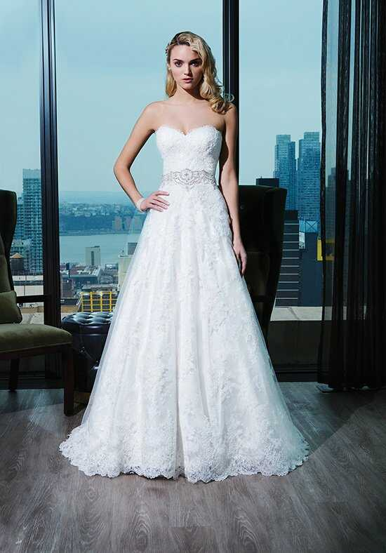 Justin Alexander Signature 9764 Ball Gown Wedding Dress