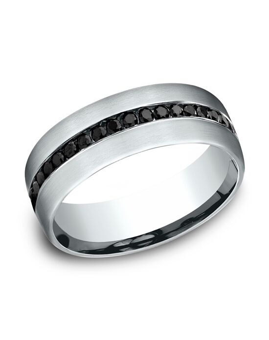 Benchmark CF717551W White Gold Wedding Ring
