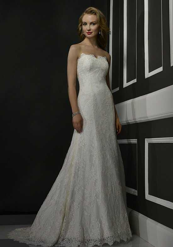 Robert Bullock Bride Trace Mermaid Wedding Dress
