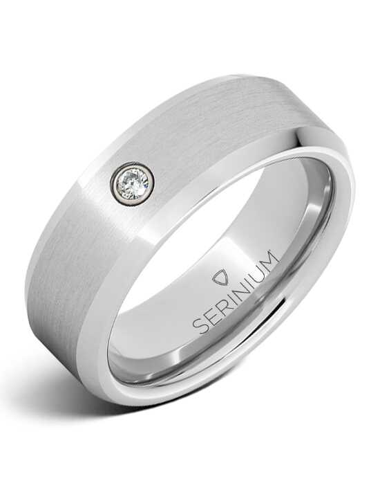 Serinium® Collection Monody — Diamond Serinium® Ring-RMSA002056 Serinium® Wedding Ring