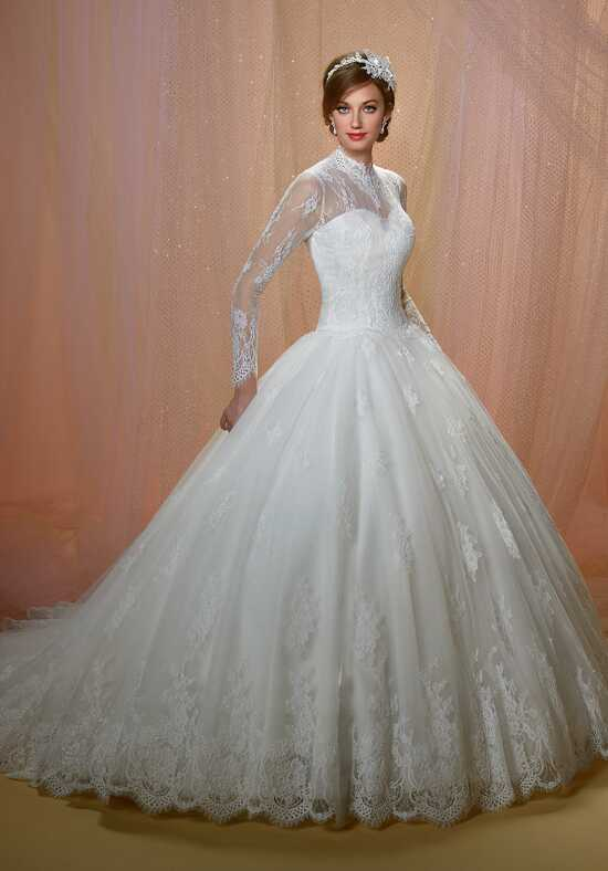 1 Wedding by Mary's Bridal 6461 Ball Gown Wedding Dress