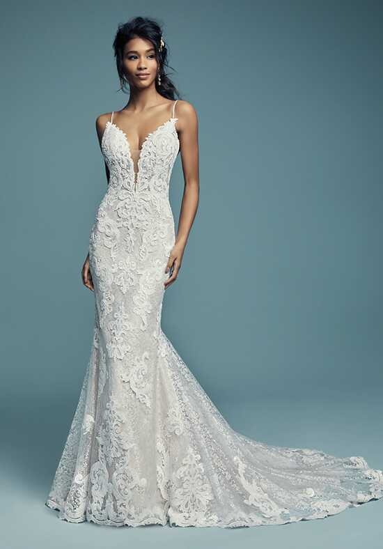 Maggie Sottero Tuscany Lynette Sheath Wedding Dress