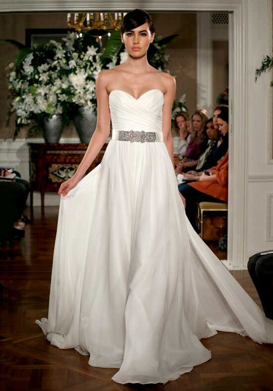 Romona Keveza Collection RK831V Wedding Dress