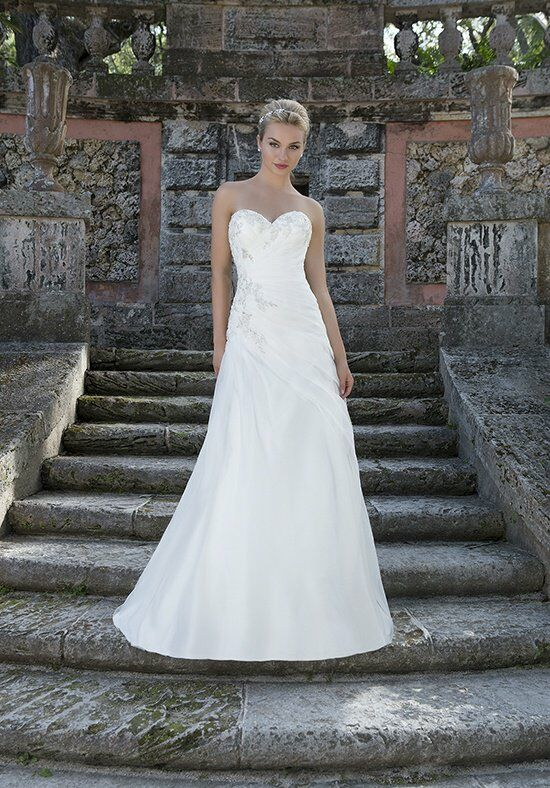Sincerity Bridal 3902 A-Line Wedding Dress