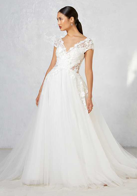 Ball gown wedding dresses ivy aster ayla ball gown wedding dress junglespirit Image collections