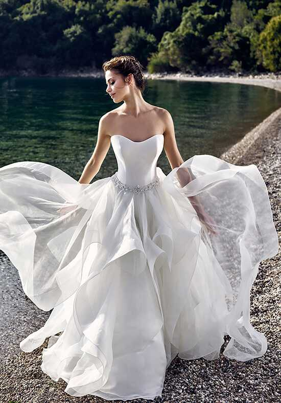 Eddy K Toscana Ball Gown Wedding Dress