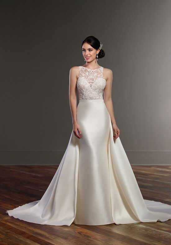 Martina Liana Brody+Selene+Opal A-Line Wedding Dress