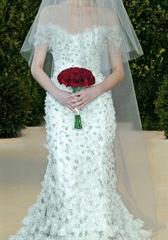 Carolina Herrera Adriana A-Line Wedding Dress