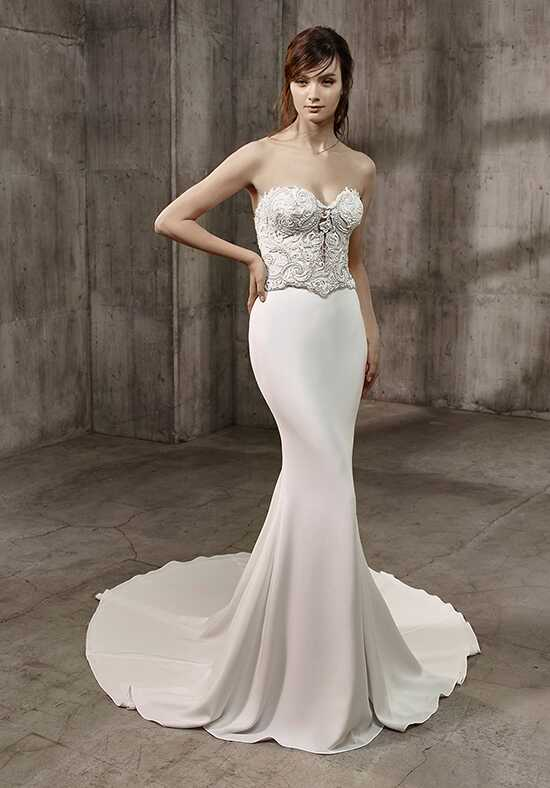 Badgley Mischka Belle Amanda-BD Mermaid Wedding Dress