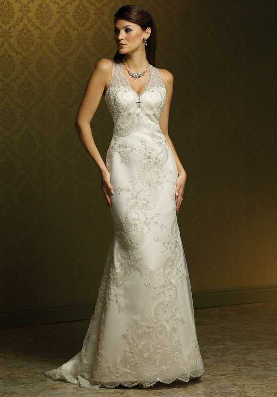 Mia Solano M1061Z A-Line Wedding Dress