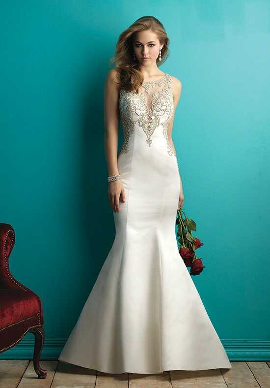 Allure Bridals 9252 Sheath Wedding Dress