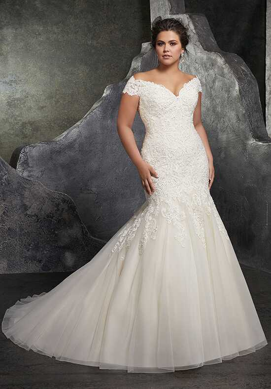 Morilee by Madeline Gardner/Julietta Kariana/3234 Mermaid Wedding Dress