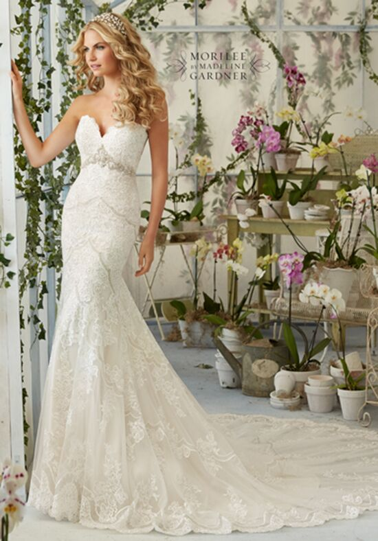 Morilee by Madeline Gardner 2825 Mermaid Wedding Dress