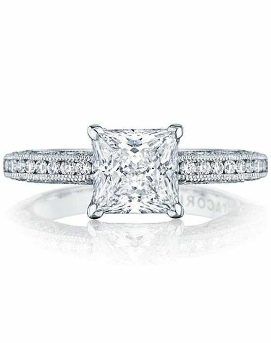 Since1910 Vintage Princess Cut Engagement Ring