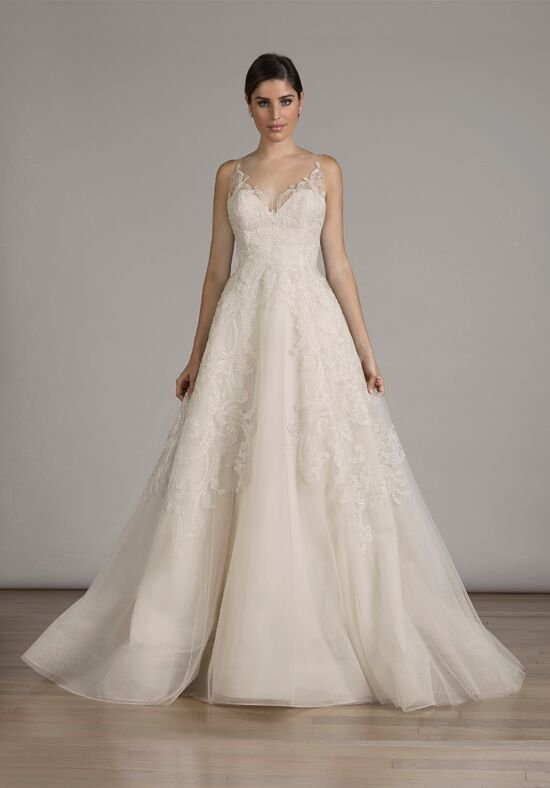 LIANCARLO 6845 A-Line Wedding Dress