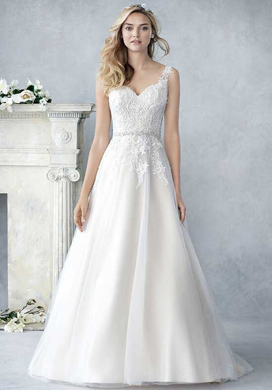 Kenneth Winston: Ella Rosa Collection BE446 A-Line Wedding Dress