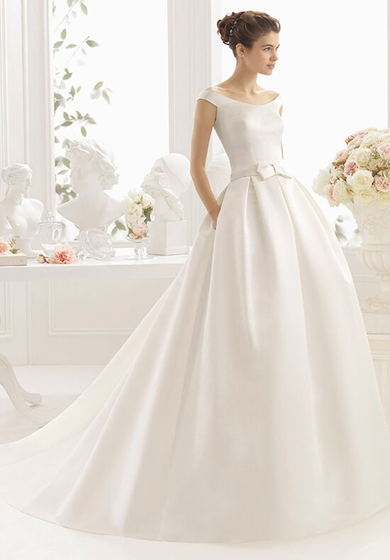 Aire Barcelona Cilia Ball Gown Wedding Dress