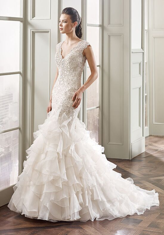 Eddy K CT153 Mermaid Wedding Dress
