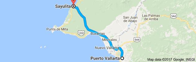 Sayulita Mexico Map Google.Kaitlynn Bersch And Benjamin Bachman S Wedding Website