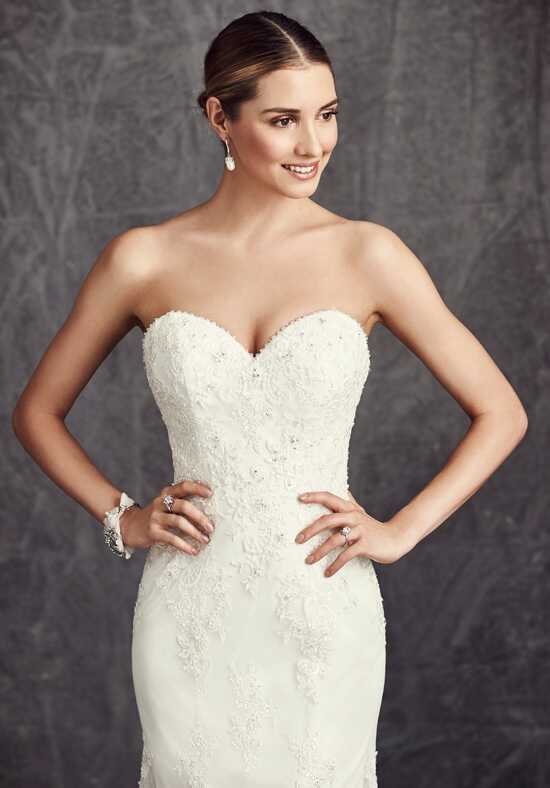 Kenneth Winston: Ella Rosa Collection BE281 Wedding Dress photo