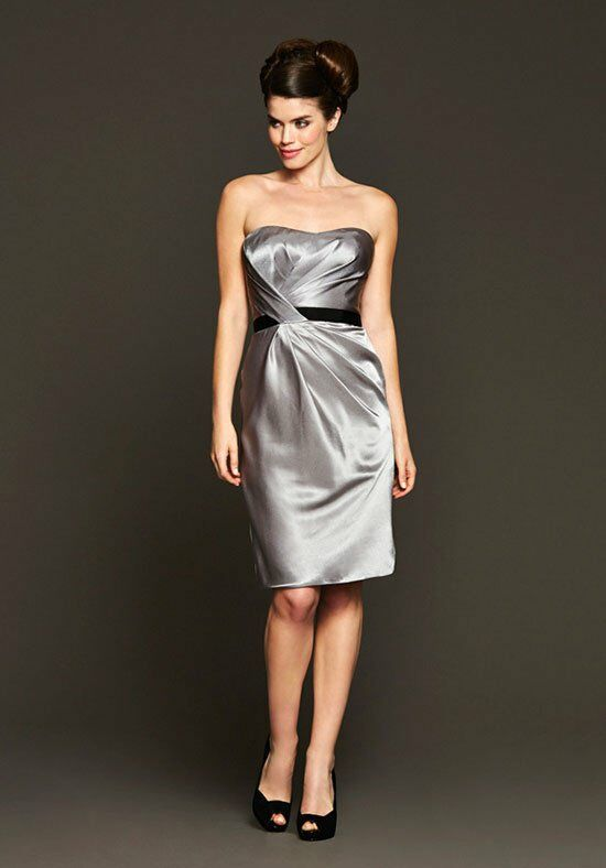 Badgley Mischka BM15-12 Sweetheart Bridesmaid Dress