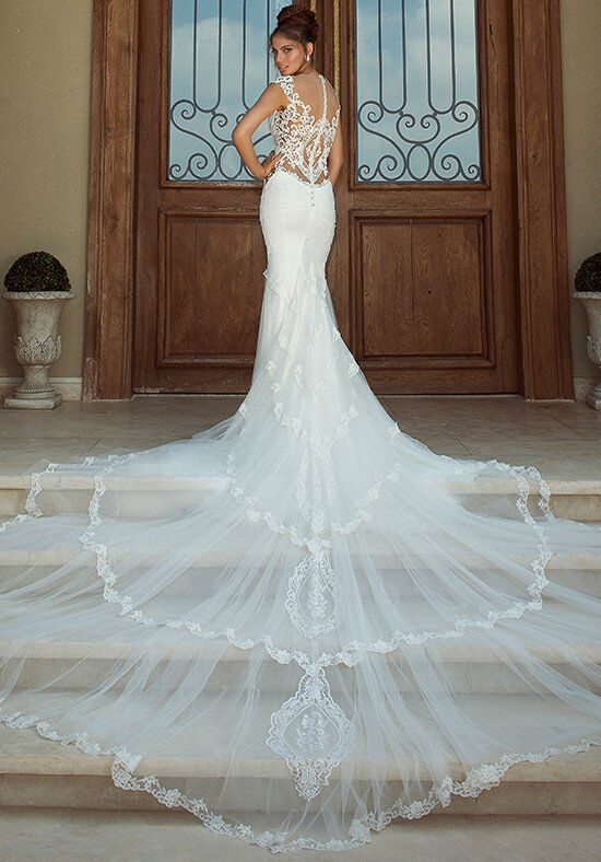 Galia Lahav Haute Couture Fiona Wedding Dress - The Knot