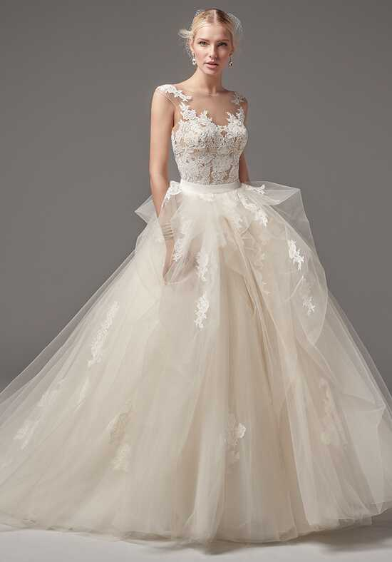 Sottero and Midgley Tristan bodysuit with Gemma skirt Ball Gown Wedding Dress