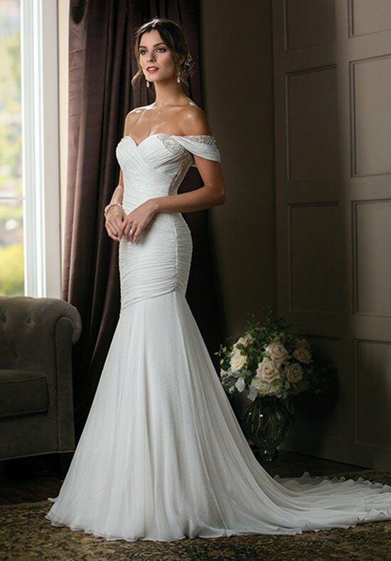 Jasmine Couture T172004 Mermaid Wedding Dress
