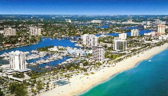 Deerfield Beach Florida Closest Airport