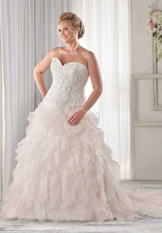 Unforgettable by Bonny Bridal 1609 A-Line Wedding Dress