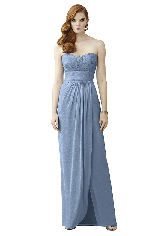 Dessy Collection 2959 Sweetheart Bridesmaid Dress