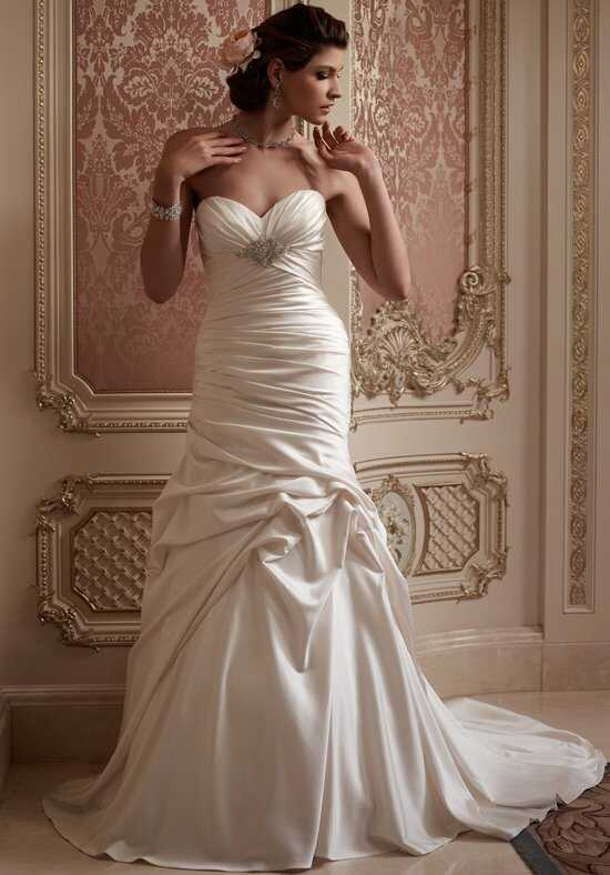 Casablanca Bridal 2086 Mermaid Wedding Dress